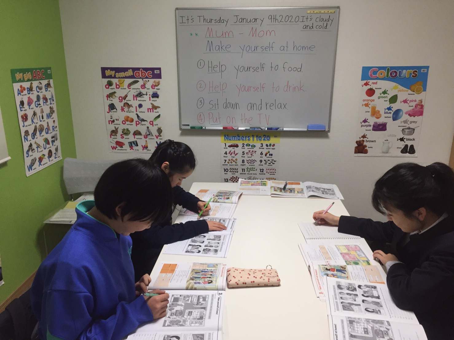 中学生クラスPHOTO